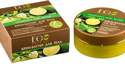 Ecolab Odżywcze masło do ciała - Nourishing Body Butter Odżywcze masło do ciała - Nourishing Body Butter