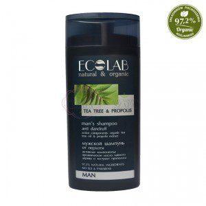 Ecolab Przeciwłupieżowy szampon do włosów dla mężczyzn