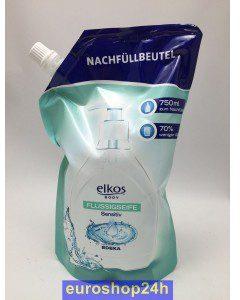 Edeka Mydło w płynie uzupełniacz Elkos sensitive 750 ml