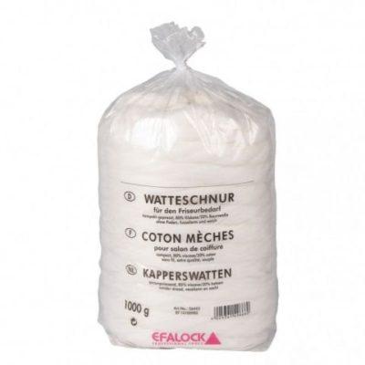 Efalock Sznurek wata, 1er Pack (1 X 1 kg) 12900