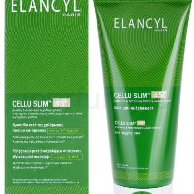 Elancyl Cellu Slim 45+ Żel Pielęgnacja przeciwdziałająca wiotczeniu skóry 200ml