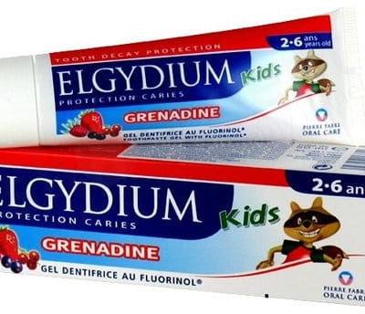 ELGYDIUM ELGYDIUM Kids Malinowo Truskawkowa 2-6 lat 50ml P86