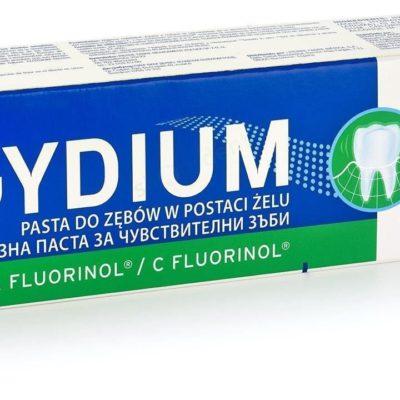 Elgydium ELGYDIUM Sensitive - Pasta do zębów wrażliwych 75ml