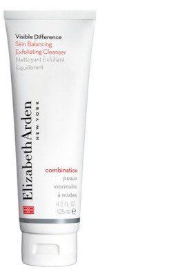 Elizabeth Arden Visible Difference Skin Balancing Cleanser peeling 125 ml dla kobiet