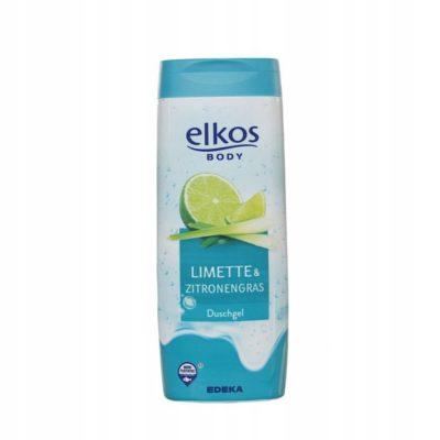 Elkos Żel pod prysznic Limette 300 ml