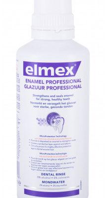 Elmex Enamel Professional płyn do płukania ust 400 ml unisex