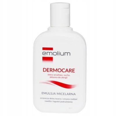 Emolium Dermocare Emulsja Micelarna S. Atopowa