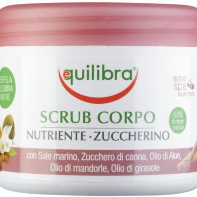 EQUILIBRA APS IMPORT-EXPORT Peeling cukrowy odżywczy do ciała 550g 7058837