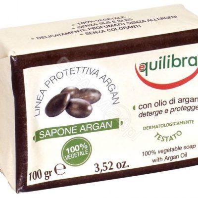 EQUILIBRA mydło z olejkiem arganowym 100 g