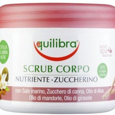 EQUILIBRA S.R.L Odżywczy peeling cukrowy do ciała 550 g 7058837