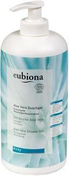 Eubiona Nawilżający żel pod prysznic z aloesem i owocem granatu 500 ml GreenLine-647-uniw