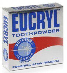EUCRYL Original U) proszek wybielający do zębów 50g