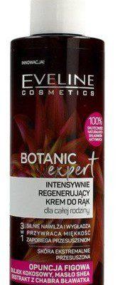 Eveline Botanic Expert regenerujący Krem do rąk 3w1 Opuncja Figowa 200ml