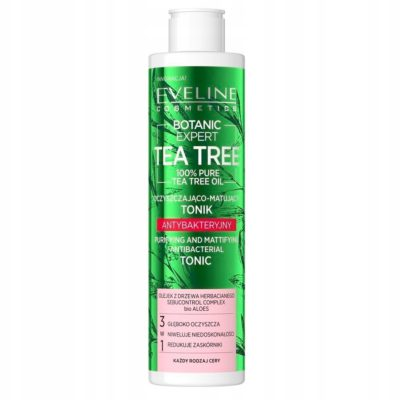 Eveline Cosmetics Botanic Expert Tea Tree