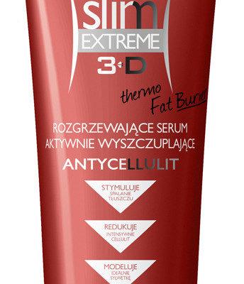 Eveline Dermapharm Slim Extreme 3D Antycellulit termoaktywne serum wyszczuplające 250 ml