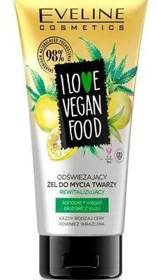 Eveline I Love Vegan Żel do mycia twarzy Konopie 150ml