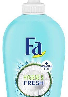 FA Hygiene & Fresh Coconut Water Liquid Soap Mydło w płynie o działaniu antybakteryjnym 250ml