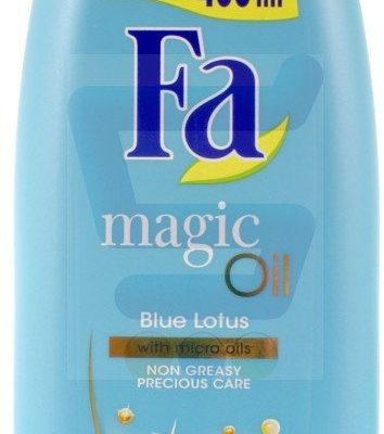 Fa Magic Oil żel pod prysznic Blue Lotus 400ml