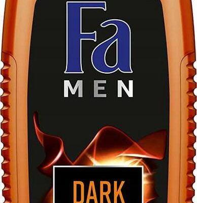 Fa Men, Żel pod prysznic Dark Passion, 250ml