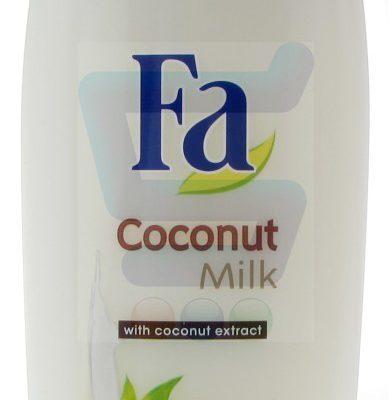 Fa Żel pod prysznic Coconut Milk 400 ml