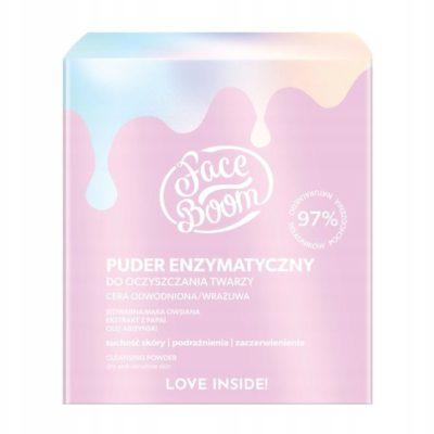Face Boom puder enzymatyczny do oczysz.twarzy 20g