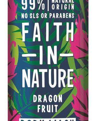 Faith In Nature Płyn do kąpieli żel pod prysznic dragon fruit 400ml