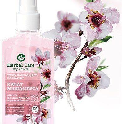 FARMONA Farmona Herbal Care Tonik nawilżający do twarzy Kwiat Migdałowca 200ml 215118