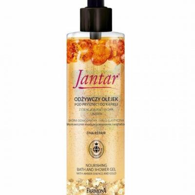 Farmona Farmona Jantar DNA Repair Odżyczwy olejek pod prysznic i do kąpieli ze złotem 400 ml