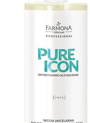 Farmona Farmona Pure Icon Woda Micelarna Do Demakijażu Twarzy I Oczu 5494