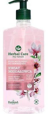 Farmona FARMONA_Herbal Care My Nature Micellar Cleansing Liquid płyn micelarny do demakijażu Kwiat Migdałowca 400ml p-5900117008096