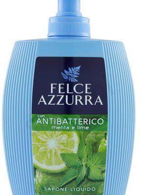 Felce Azzurra Mięta i Limonka - antybakteryjne mydło w płynie (300 ml) 8001280024269_20190630200112