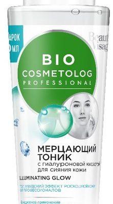 Fitokosmetik Fitokosmetik BioCosmetologist Tonik do twarzy z kwasem hialuronowym 270ml