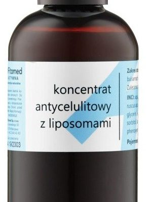 Fitomed Koncentrat antycellulitowy z liposomami 100ml 1234593382