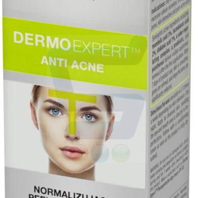Flos-Lek Pharma Dermo Expert Anti Acne Normalizujący peeling kwasowy na noc 30 ml
