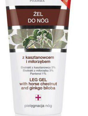 Flos-Lek Żel z kasztanowcem i miłorzębem 200ml