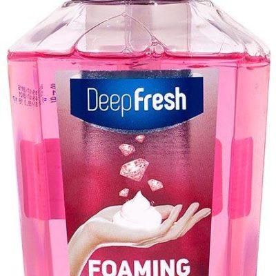 Fresh Inny Deep mydło w pianie z pompką 400ml Ruby