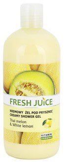 Fresh Juice Thai Melon & White Lemon kremowy żel pod prysznic 500 ml