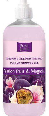 Fresh Juice Żel pod prysznic kremowy Passion Fruit i Magnolia 500ml ELFA PHARM