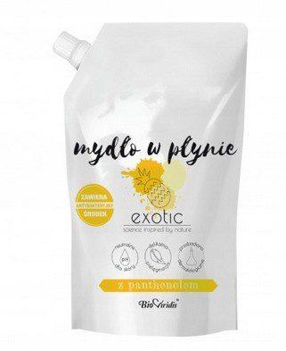 Fresh Mydło do rąk w płynie Exotic zapas 700ml pantenol