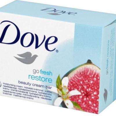Fresh Unilever Dove Go Restore Kremowa Mydło w kostce myjąca 100g