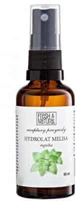 fresh&natural Hydrolat Melisa Mgiełka 50ml Fresh&Natural