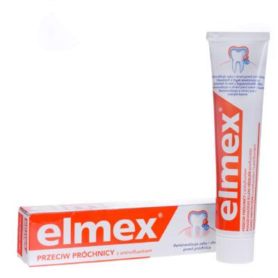 Gaba International Elmex Pasta z Aminofluorkiem 75 ml