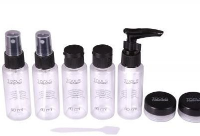 Gabriella Salvete Gabriella Salvete TOOLS Travel Beauty zestaw Travel Kit Of Bottles