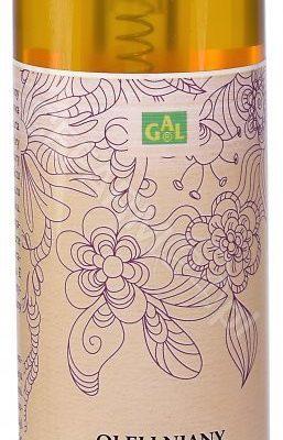GAL Gal olej lniany do demakijażu twarzy z witaminami A i E 100 ml