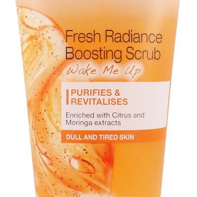 Garnier Fresh Radiance Boosting Scrub Peeling Do Twarzy 150ml