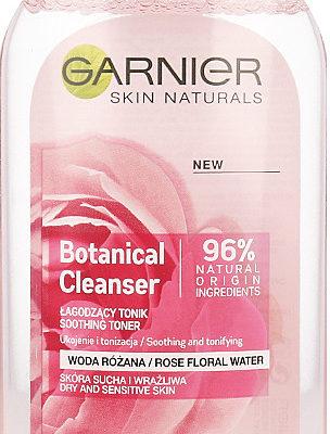 Garnier Garnier Łagodzący Różany Tonik Do Twarzy Cera Sucha I Wrażliwa 200ml
