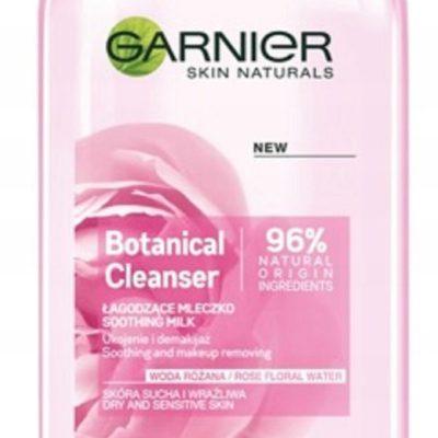 Garnier Mleczko do demakijażu Garnier Skin Naturals Botanical Rose Water Dla kobiet 200 ml