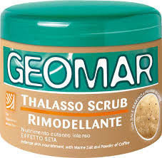 Geomar Thalasso Scrub Rimodellante Peeling do Ciała 600g