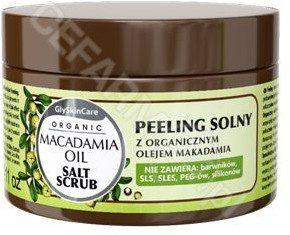 GlySkinCare EQUALAN Equalan peeling solny z organicznym olejem makadamia 400 g