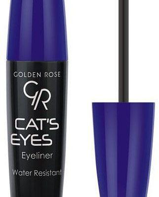 Golden Rose CAT'S EYE LINER -TUSZ DO KRESEK BLUE